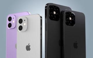 IPhone-12-couleurs-noirs-et-rose