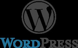 logo-wordpress-cms-création-de-site-web